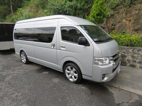 Toyota Hiace 2014 2.7 Bus 15 Pas Mt