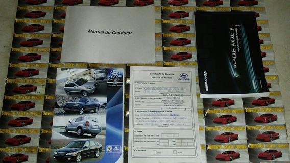 Kit Manual Proprietario Hyundai I30