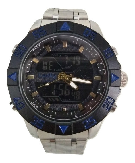 Relógio Masculino Barato Digital Esportivo Grande Pesado