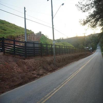 Terreno Condomínio Rural Para Venda Em Arujá, Canjicas - 0343
