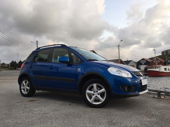 Suzuki Sx4 Color Azul
