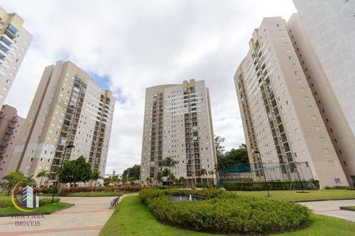 Imagem 1 de 28 de Lindo Apartamento Innova Blue - Ap2113