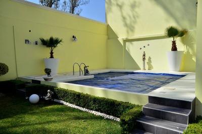 Vbl270.-preciosa Casa De Fachada Estilo Moderno Con Acabados De Lujo En Cada Uno