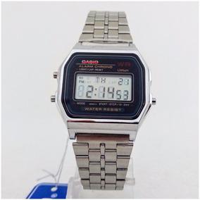 Relógio Masculino Feminino Cassio Prata Prova Dágua 12x S/j