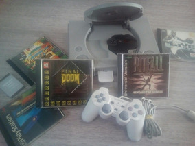 Playstation 1 Fat Completo Mod 7001