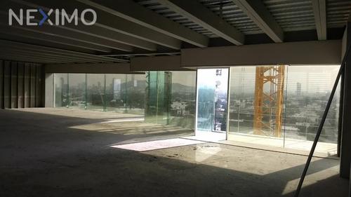 Imagen 1 de 6 de Oficina Con Terraza En Renta, Zona Valle