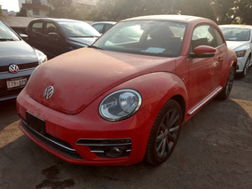 Autos Usados Volkswagen Beetle Sport Estandar Pielq/c 2017