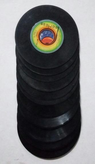Mini Vinyl - 45rev - Lps - Invitaciones - Quinceañera - Boda