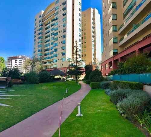 Interlomas, Puerta De Lago, Espectacular Departamento Semi Amueblado