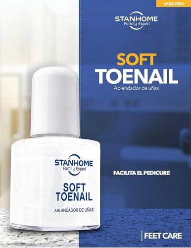Imagen 1 de 3 de Stanhome Soft Toenail Tratamiento Para Uñas (ablandador) 5 Ml