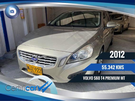 Volvo S60 T4 Premium Financialo