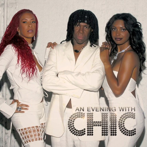 Chic An Evening With Chic Vinilo Lp Us Import