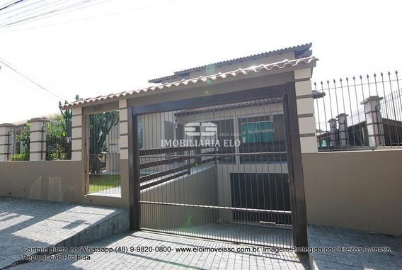 Casa Impecável, Semi-mobiliada, Bem Localizada Em Barreiros - 4055