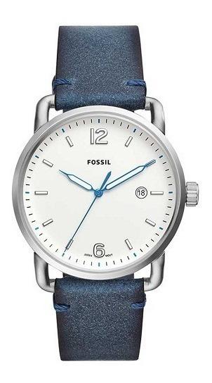 Relógio Fossil Unissex Analógico Fs5432/0an