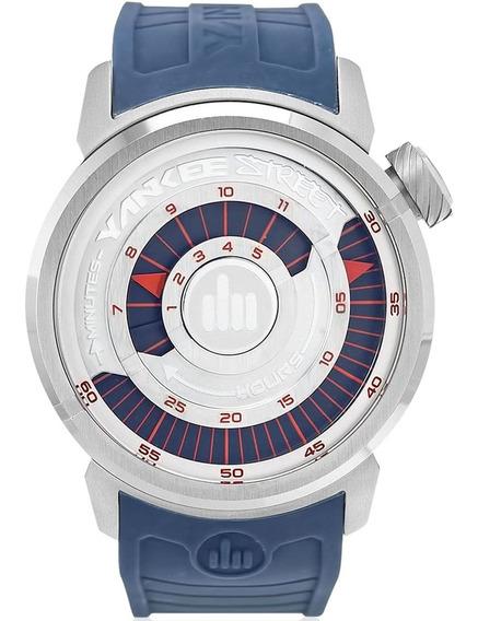 Relógio Masculino Yankee Street Extreme Ys30167a Borracha