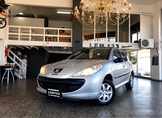 Peugeot 207 1.4n 5ptas Full Excelente, Anticipo $