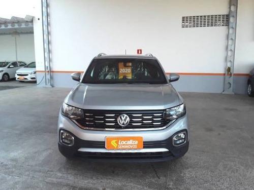 Imagem 1 de 11 de Volkswagen T-cross 1.4 250 Tsi Total Flex Highline