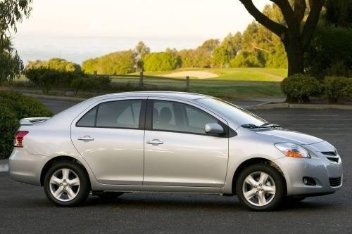 Repuestos De Toyota Yaris 2007-2012 Sedan Y Hastback