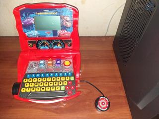 Computadora De Juegos Educativos Cars 2