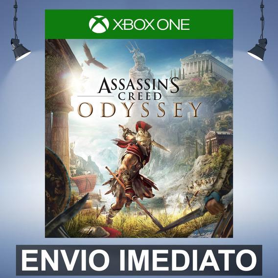 Assassins Creed Odyssey Xbox One Codigo 25 Digitos