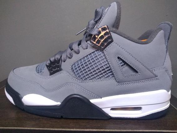 Tênis Nike Air Jordan 4 Cool Grey 39br