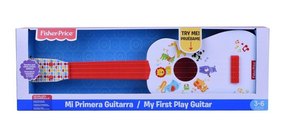 Mi Primer Guitarra Fisher Price