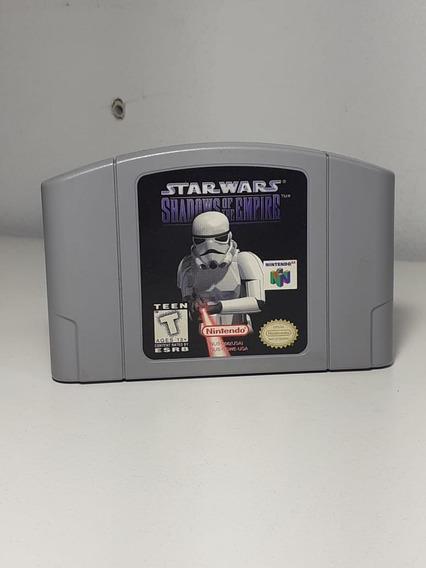 Star Wars Shadows Of The Empire Original Nintendo 64 Usa -02