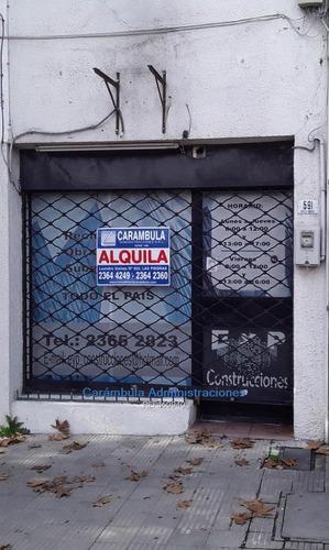Local Comercial A 3 Cuadras De Centro De Las Piedras.