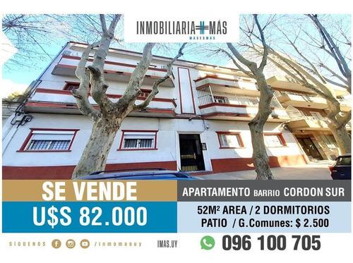 Imagen 1 de 19 de Apartamento Venta Cordon Montevideo Imas.uy S *