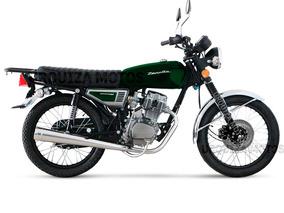 Moto Zanella Sapucai 150 F 150 Freno Disco 0km Urquiza Motos