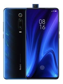 Xiaomi Mi 9t Azul 6gb Ram 64gb Funda Nuevo