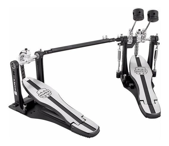 Pedal De Bumbo Mapex P600tw Mars Double Bass