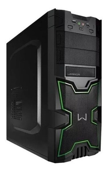 Computador Cpu Intel Core I3 2100 Ddr3 8gb Hd 500gb + Wi Fi