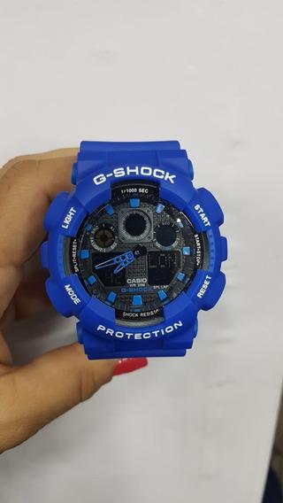 Relógio Casio G-shock Analógico E Digital