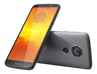 Motorola Moto E5 Xt1944 Platinum 16gb Tela 5.7 Dual Chip