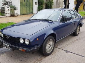 Alfa Romeo Gt 1.6 Alfetta