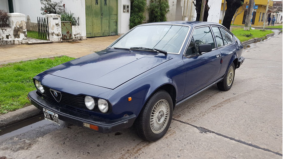 Alfa Romeo Gt1.6 Alfetta Gtv