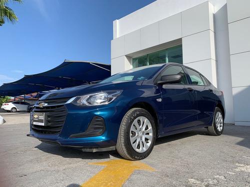 Imagen 1 de 12 de Chevrolet Onix 2021 1.0 Ls At