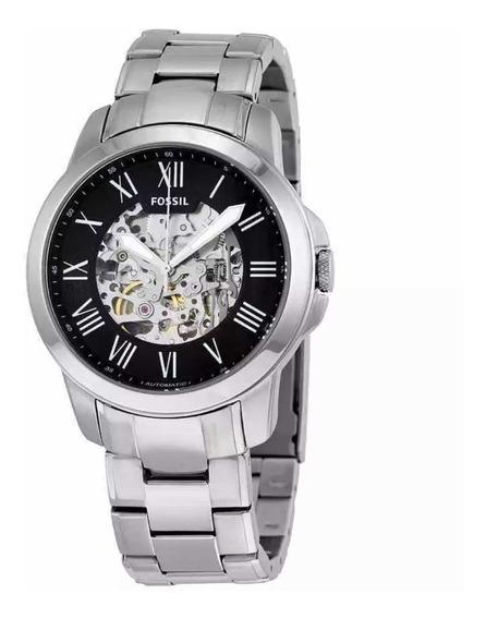 Fossil Grant Reloj Automático Original Me3103