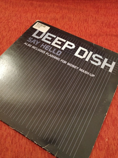 Deep Dish Say Hello Flashdance Mashup Money Doble Vinilo
