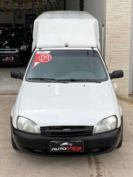 Ford Courier 2009 1.6 L Flex 2p 96 Hp