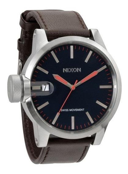 Relógio Nixon Chronicle Navy - A127-307