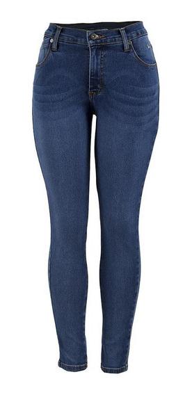 Jeans Casual Lee Mujer Skinny Cintura Alta H41