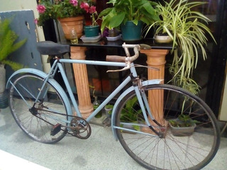 Bicicleta Antigua Italiana Rod.28