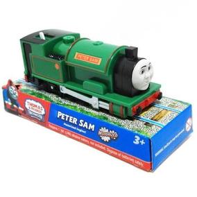 Thomas E Seus Amigos - Peter Sam - Motorizada Trackmaster