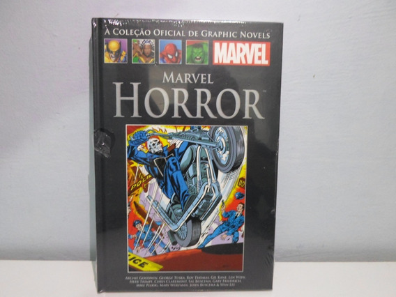 Marvel Horror Salvat Vol. 92