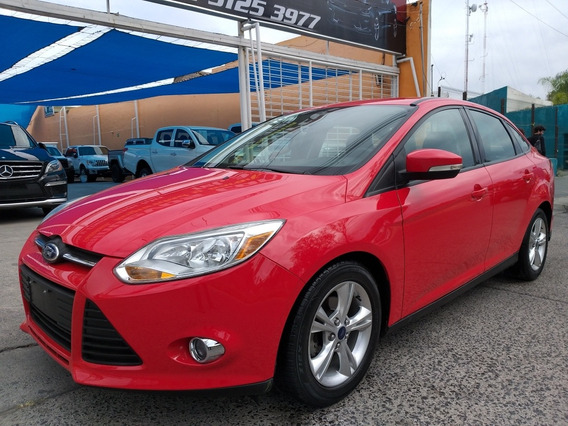Ford Focus 2.0 Se At 2013,unico Dueño,68,000k,credito