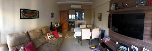 Apartamento Com 4 Dormitórios À Venda, 120 M² Por R$ 650.000,00 - Ingá - Niterói/rj - Ap0812