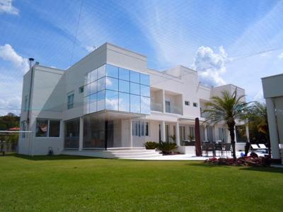 Casa Residencial À Venda, Condomínio Ville De Chamonix, Itatiba. - Codigo: Ca0508 - Ca0508