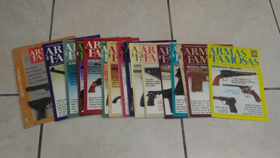 Fascículos Armas Famosas 16 Ao 30